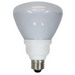 GE Lamps FLE15/2/R30/D/CD Self-Ballasted R30 Compact Fluorescent Lamp; 15 Watt, 120 Volt, 6500K, Medium Screw (E26) Base, 10000 Hour Life