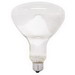 GE Lamps 65R40/FL-130 BR40 Incandescent Reflector Lamp; 65 Watt, 130 Volt, 2600K, Medium Screw (E26) Base, 2000 Hour Life