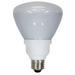 GE Lamps FLE15/2/R30/D/2P Self-Ballasted R30 Compact Fluorescent Reflector Lamp; 15 Watt, 120 Volt, 6500K, Medium Screw (E26) Base, 10000 Hour Life