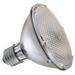 GE Lamps 38PAR30H/FL25-120 PAR30 Halogen Lamp; 38 Watt, 120 Volt, Medium Skirt (E26/50x39) Base, 1500 Hour Life