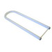 GE Lamps F32T8/SPX41/U6/2 T8 U-Shape Linear Fluorescent Lamp; 32 Watt, 4100K, Medium Bi-Pin (G13) Base, 20000 Hour Life