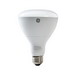 GE Lamps LED10DR30V/827W-120 Directional BR30 Replacement LED Lamp; 10 Watt, 120 Volt, 2700K, Medium Screw (E26) Base, Frosted White