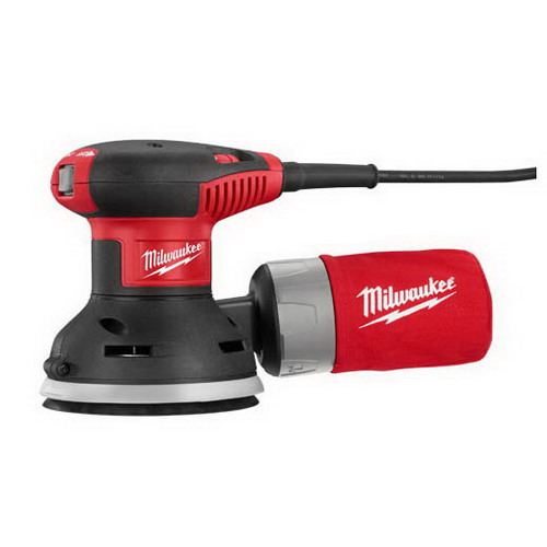 Milwaukee Tool  6021-21 Random Orbit Palm Sander 120 Volt Ac- 3 Amp-