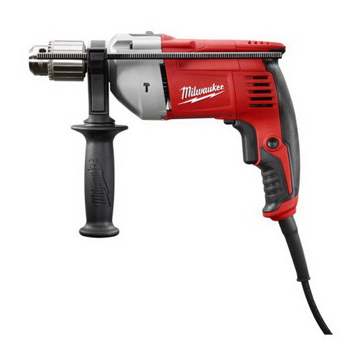 Milwaukee Tools 5376-20 Hammer Drill 120 Volt, 8 Amp, 11.5 Inch Length x 1/2 Inch Chuck,