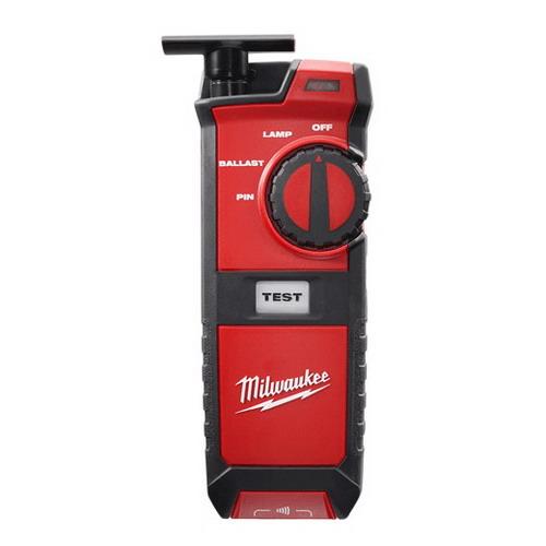 "Milwaukee Tools 2210-20 Fluorescent Lamp and Ballast Tester Kit 6.500 Inch Cord, Alkaline AA Battery,"""
