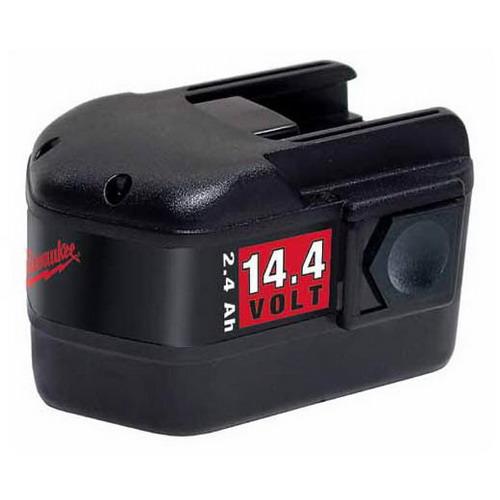 """""Milwaukee Tool  48-11-1024 Battery 14.4 Volt, 2.4 Amp, Nicd,"""""" 681961"