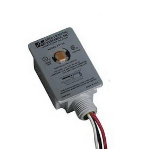 area lighting research pt 15 pt series thermal wire in fixed base area lighting research pt 15 pt series thermal wire in fixed base photo control 120 volt cadmium sulfide sensor