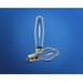 Sylvania LU100/ECO Lumalux® ECO ET23.5 High Pressure Sodium Lamp; 100 Watt, 55 Volt, 2100K, 22 CRI, Mogul Screw (E39) Base, 30000 Hour Life, Clear