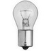 Sylvania 93 S8 Miniature Incandescent Lamp; 12.8 Volt, Single Contact Bayonet (BA15s) Base, 700 Hour Life