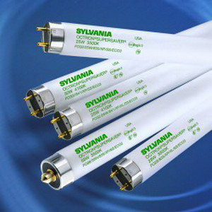 Sylvania FO28/835/XP/SS/ECO3 Octron® 800 XP® Extended Performance T8 Linear Fluorescent Lamp; 28 Watt, 3500K, 85 CRI, Medium Bi-Pin (G13) Base, 40000 Hour Life, Phosphor Coated