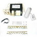 Sylvania LU400/SUPER5-KIT Magnetic Core and Coil Super5 HID Ballast Kit; 120/208/240/277/480 Volt, 464 Watt, 1-Lamp, Pulse Start