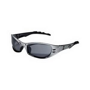 3M 92224 TEKK Protection™ Fuel™ Anti-Scratch Sport Safety Eyewear; Gray Lens