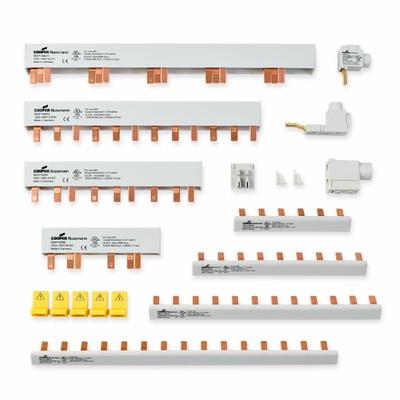 Bussmann BB1P100M6 Comb-Busbar; 1000 Volt DC, 100 Amp