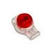 3M UR-BOXED Scotchlok™ IDC Butt Connector; Gel-Filled, Polycarbonate, 10 Boxes/Case