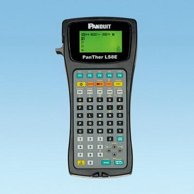 Panduit LS8E Printable Kit; 1/PK