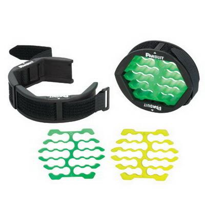 Panduit CBOT24K Cable Organizing Tool Kit; 86.4 mm Length, Nylon 6.6, Black