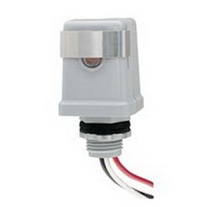 Intermatic K4121C K4100 Series Thermal Photo Control; 120 Volt AC, Cadmium Sulfide, Sensor