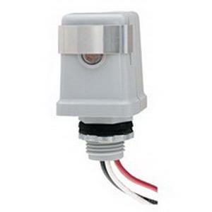 Intermatic K4141C K4100 Series Thermal Photo Control; 120 Volt AC, Cadmium Sulfide, Sensor
