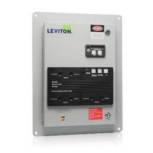 Leviton 52120-CM3 TVSS Surge Protective Device 100 Kilo-Amp  120/208 Volt  3 Phase  Panel Mount