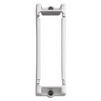 Leviton 47612-SBK Structured Media® Expansion Mounting Bracket; Snap-In Mount, White