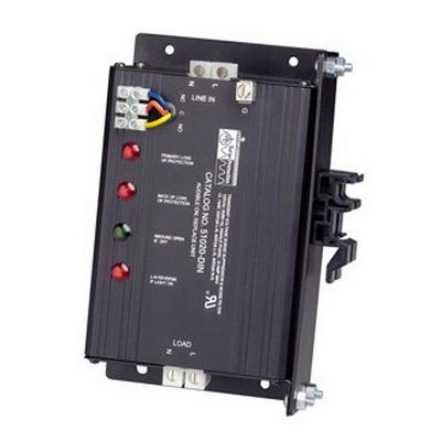 Leviton 51020-WM TVSS Surge Protective Device; 72 Kilo-Amp, 120 Volt AC, 1 Phase, Surface Mount