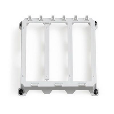 Leviton 47612-HBK Structured Media® Mounting Half Bracket; White
