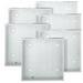 Leviton 47605-14G Structured Media® 140 Series Enclosure; Flush Mount, White, Bulk Pack