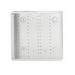 Leviton 47605-14E Structured Media® 140 Series Enclosure; Flush Mount, White