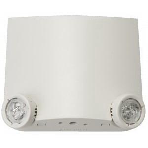 Cooper Lighting LEM4 PathLinx Sure-Lites Double LED Emergency Light; 120/277 Volt AC, 1.62 Watt, White