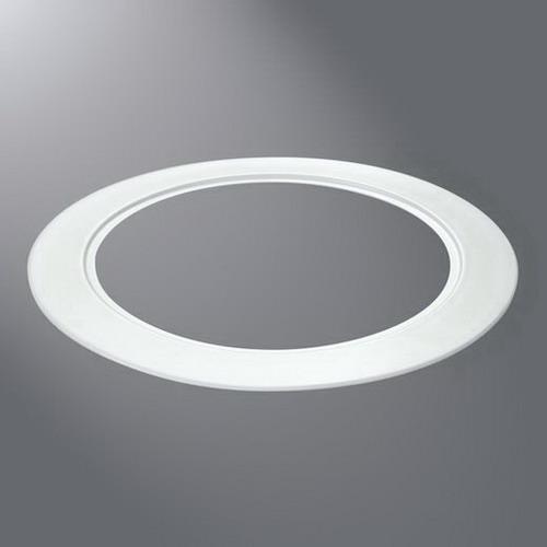 cooper lighting trm690wh halo ceiling mount oversize trim. Black Bedroom Furniture Sets. Home Design Ideas