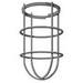 BWF/Teddico VPCG Heavy Duty Guard; Cast Zinc, For 100 Watt Incandescent Vapor Tight Fixture