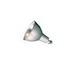 BWF/Teddico HG-100AV Lamp Holder With Gasket; Powder-Coated