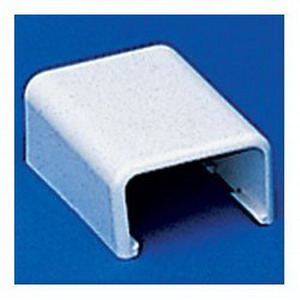 Hellermann Tyton TSRP1W-25-1 Elbow Cover; White, PVC, 10/PK