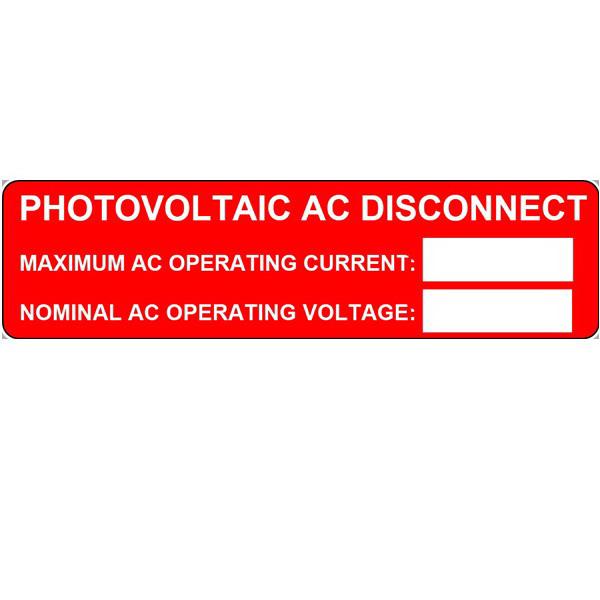 Hellermann Tyton 596-00239-1 Printable Solar Label 3.750 Inch Length x 1 Inch Width- Red- Vinyl-