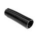 Hellermann Tyton CTP1140STD Flexible Convoluted Split Loom Tubing; 250 ft Length, 1.257 Inch ID x 1.5 OD, Polyethylene, Black