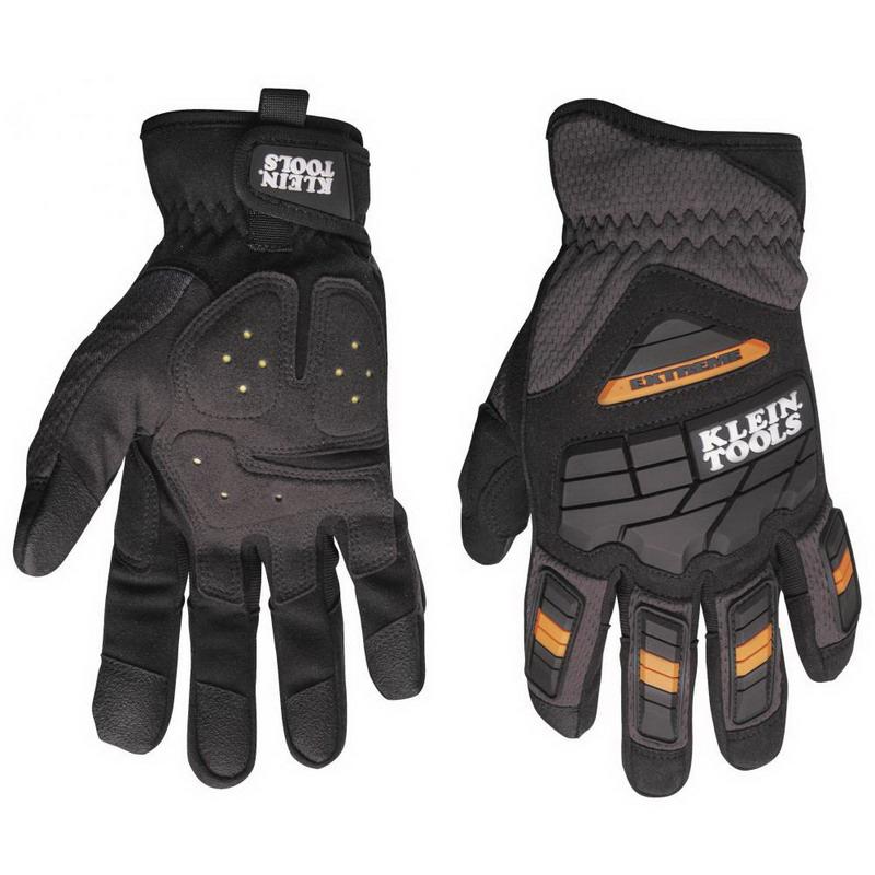 Klein Tools 40217 Poron® Extreme Utility Gloves; Medium