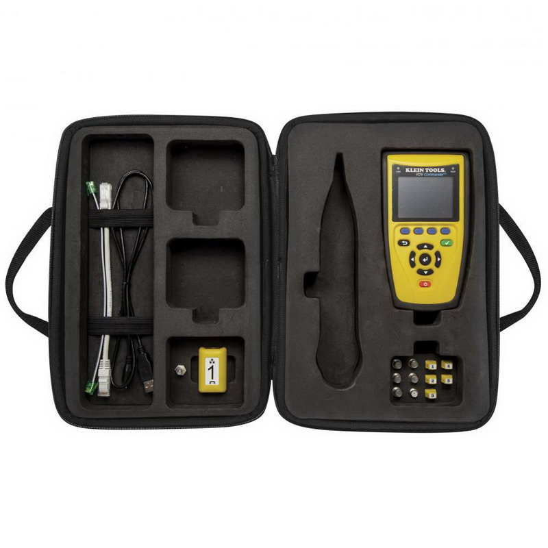 Klein Tools VDV501828 VDV Commander Test Kit-