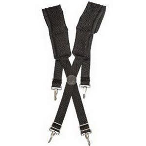 Klein Tools 55400 tradesman Pro™ Fully-Adjustable Suspender; Universal, Nylon Fabric