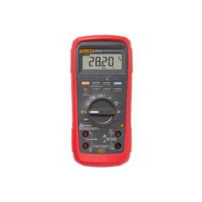 "Fluke FLUKE-28IIEXETL True-RMS Intrinsically Safe Digital Multimeter 0.1 Milli-Volt/1000 Volt AC/DC, 0.1 Micro-Amp - 10 Amp AC/DC, 0.1 Ohm - 50 mega-ohm,"""