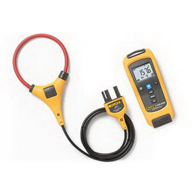Fluke FLK-CNX-I3000 AC Wireless Current Module; 2500Amp, LCD With Backlight Display