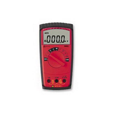 "Fluke DM9C Compact Auto-Ranging Digital Multimeter 4 - 600 Volt AC/DC/400 Milli-Volt, 40 Milli-Amp AC/DC, 400 Milli-Amp AC/DC, 10 A AC/DC, 400 Ohm - 40 mega-ohm,"""