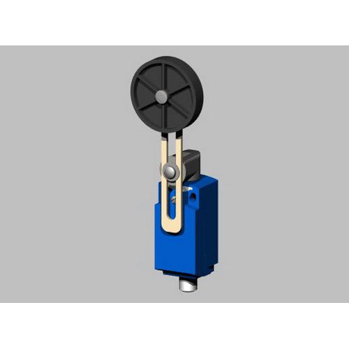 Schneider Electric / Square D XCKD2149M12 Telemecanique Limit Switch 1 NO-1 NC  Roller Lever Actuator