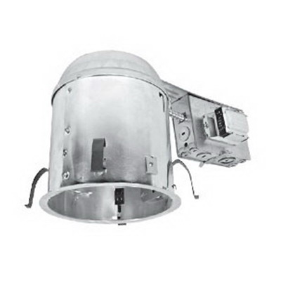 Elite Lighting B5RIC-AT PAR30/R30/A19/BR30 Univerasl Remodel Housing; 75 Watt, Mechanical, Insulated Ceiling