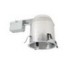 Elite Lighting EZ6RIC-AT PAR30/BR30/A19 Univerasl Remodel Housing; 75 Watt, Mechanical, Insulated Ceiling