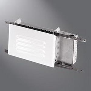 Cooper Lighting H2922ICT Halo® Insulated Ceiling Incandescent Step Light Recessed Housing; 25 Watt, White