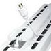 Cooper Lighting MPC6-120 NEMA L5-15P Twist Lock Modular Power Cord and Plug; 120 Volt, 15 Amp