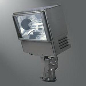Cooper Lighting WP40 Lumark® Warrior-Series Metal Halide Flood Light; 400 Watt, Bronze