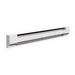 Ouellet RBH1500BL Baseboard Heater; 1500/1125 Watt, White