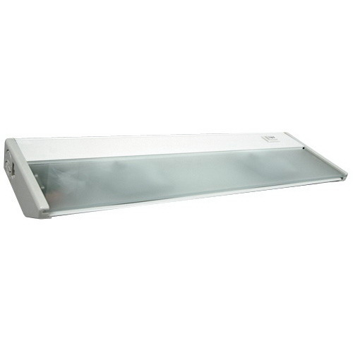 Elco EUC51W 1-Light Xenon Under-Cabinet Light Fixture; 35 Watt, G8 Base, White