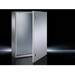 Rittal 1014600 Compact Enclosure; 760 mm Width x 300 mm Depth x 760 mm Height, Stainless Steel Body and Door